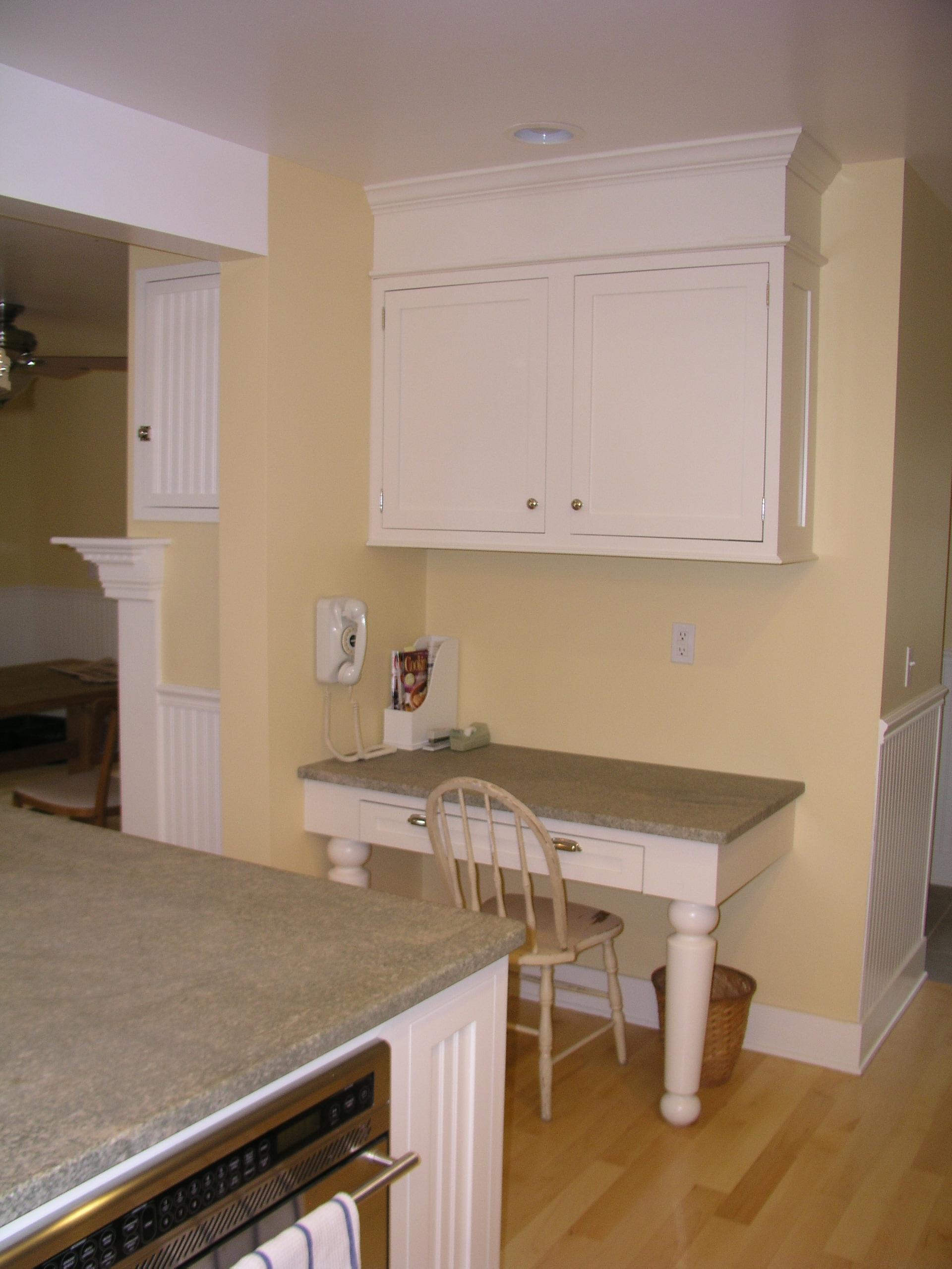 Beadboard look in milford ct kitchen design center for Kitchen design center