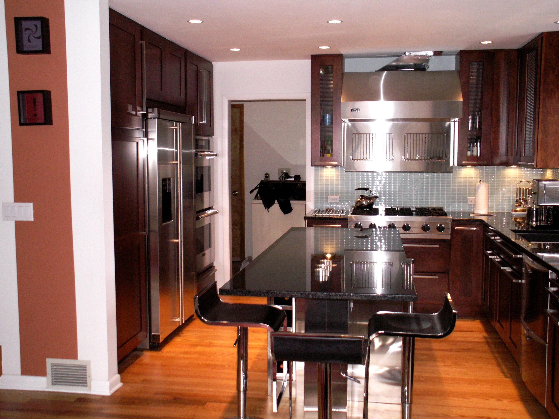 Contemporary Flair Kitchen Design Center