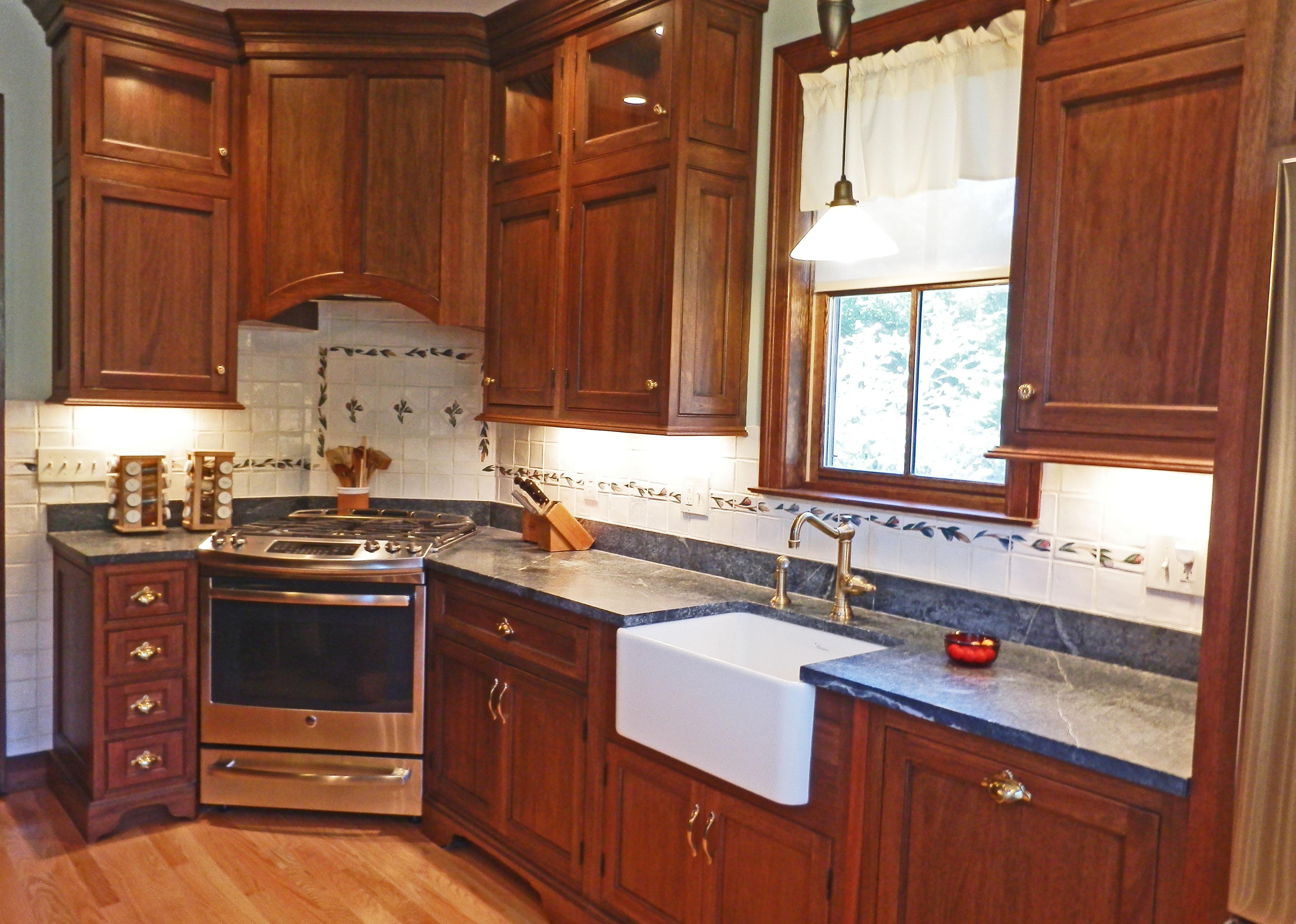 Cherry Country Kitchen Kitchen Design Center